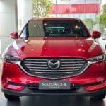 Mazda CX-8 ưu đãi 100 triệu đồng tiền mặt tháng 12