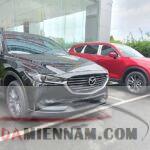 Mazda CX-8 Deluxe ra mắt giá dưới 999 triệu đồng - trang bị khủng