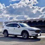 Chi tiết Mazda CX-8 Luxury hình ảnh, giá bán khuyến mãi