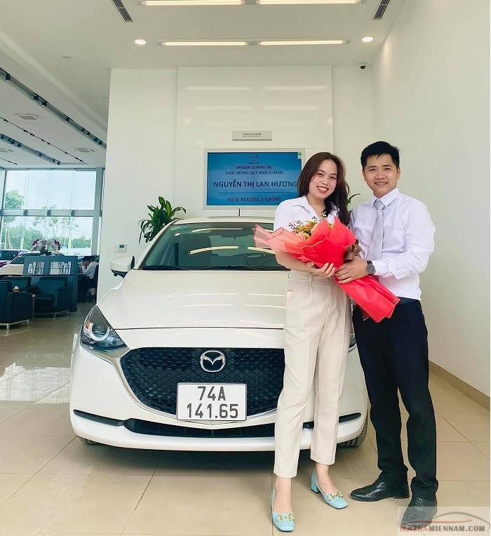 Mazda Quảng Trị cam kết giá tốt nhất toàn quốc