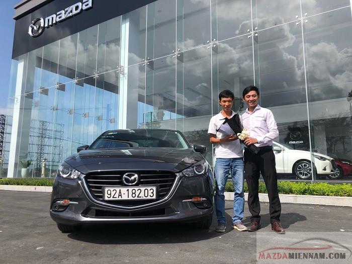 Mazda Quảng Nam cam kết giá bán và chính sách hậu mãi tốt nhất toàn quốc.