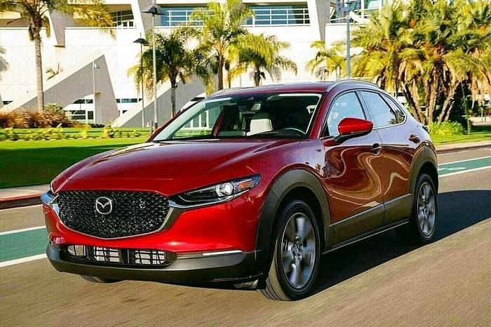 Mazda CX-30 mẫu SUV nhập khẩu Thái Lan, trang bị tiện nghi an toàn vượt trội trong phân khúc
