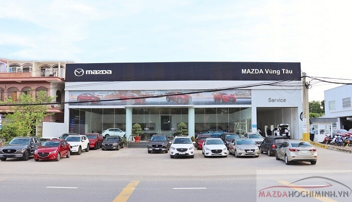 Mazda Vũng Tàu: Bảng giá, Thông tin Xe & Ưu đãi tháng 7/2020
