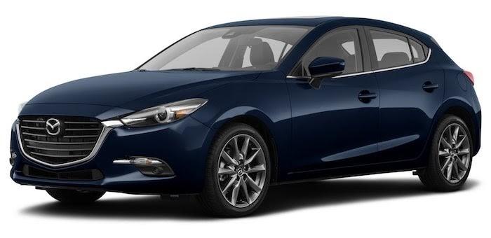 thắc mắc về xe Mazda 3