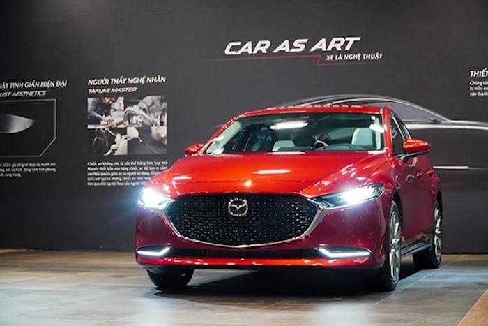 Mazda 3 có mấy phiên bản