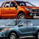 So Sánh Ford Ranger Và Mazda BT50 - Nên Chọn Mua Loại Nào?