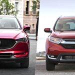 So Sánh Honda CRV Và Mazda CX 5 _ Xe Nào Tốt Hơn