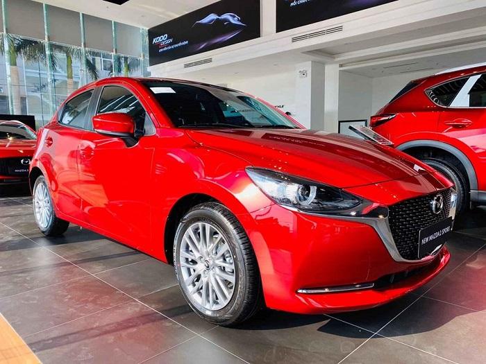 Xe Mazda 2 có những phiên bản nào