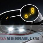 Cảnh báo điểm mù BSM và những điều cần biết