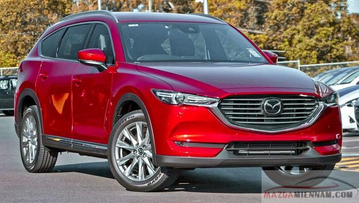 so sánh Mazda Cx8 và Cx9