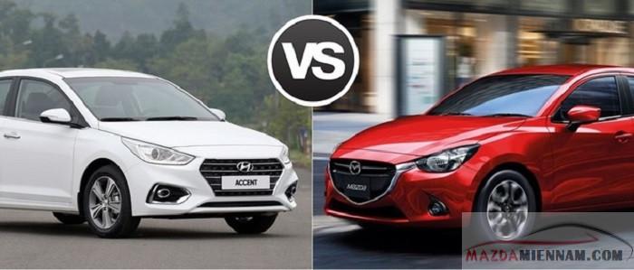 Mazda 2 hay Hyundai Accent là dòng xe sedan hạng B đáng mua nhất? Cùng khám phá những ưu điểm và hạn chế của hai loại xe này qua bài so sánh Mazda 2 và Hyundai Accent sau đây.
