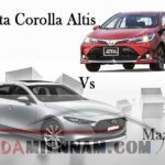 So sánh Mazda 3 và Toyota Altis – Cuộc chiến của dòng xe phân xúc C
