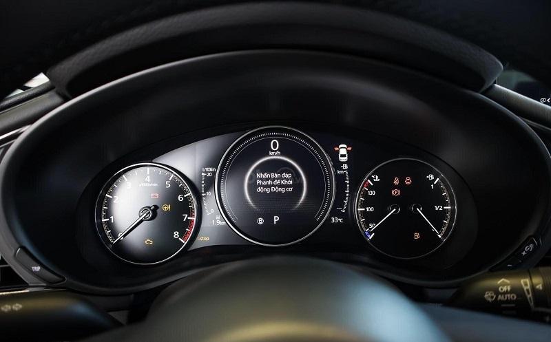 công nghệ Istop của Mazda