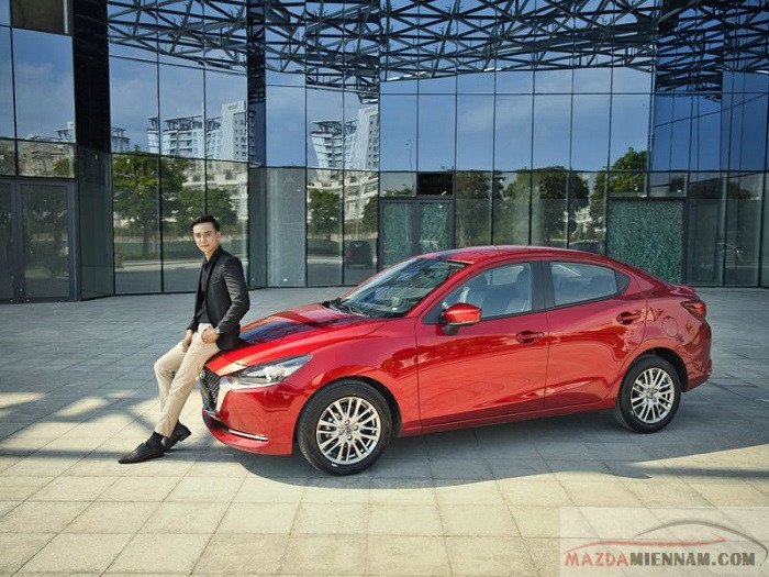 các dòng Sedan của Mazda