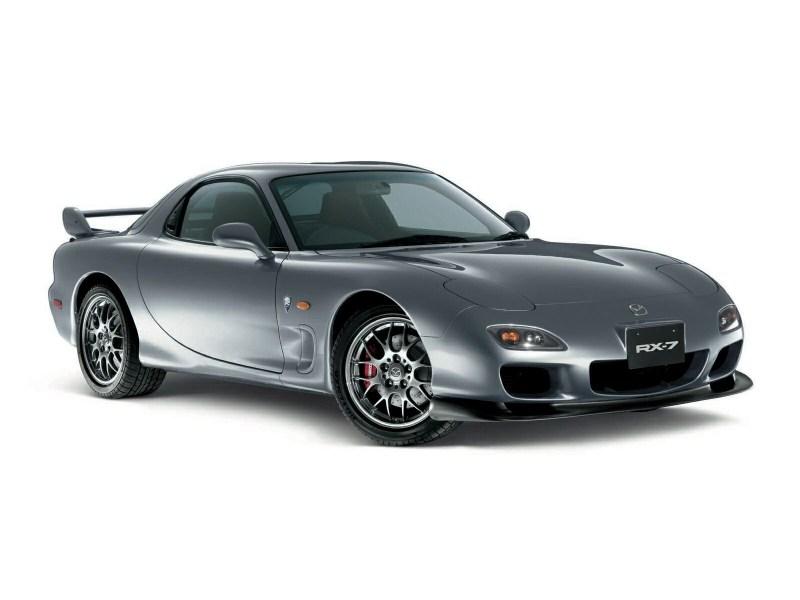 Các mẫu xe thể thao của Mazda