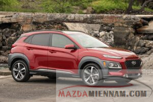 Động cơ của Hyundai Kona được nhà sản xuất đăng ký trên giấy tờ là 175 mã lực và 265Nm
