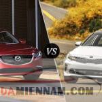 So sánh Mazda 6 và KIA Optima - Dòng nào tốt hơn?