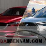 So sánh Mazda CX5 và Corolla Cross: Nên mua xe nào?