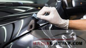 Ceramic tạo độ bóng giúp xe hơi trông sang trọng, lịch lãm hơn