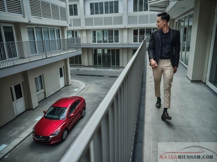 so sánh Mazda 2 và Kia Soluto