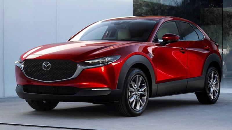 Mazda CX-30 là một sản phẩm có những đột phá về thiết kế