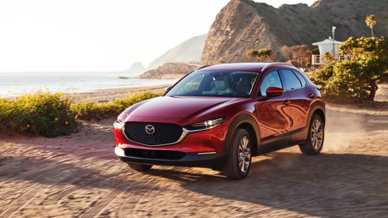 tính năng nổi bật của Mazda CX-30