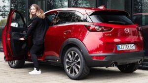 Mazda CX3 được các giải thưởng nào