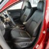 Ghế lái phía trước được thiết kế thể thao giúp người lái dễ dàng cảm nhận những thay đổi dù là nhỏ nhất.