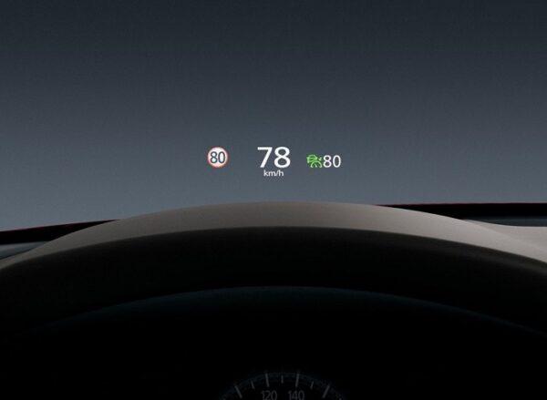 Màn hình HUD Mazda CX-30