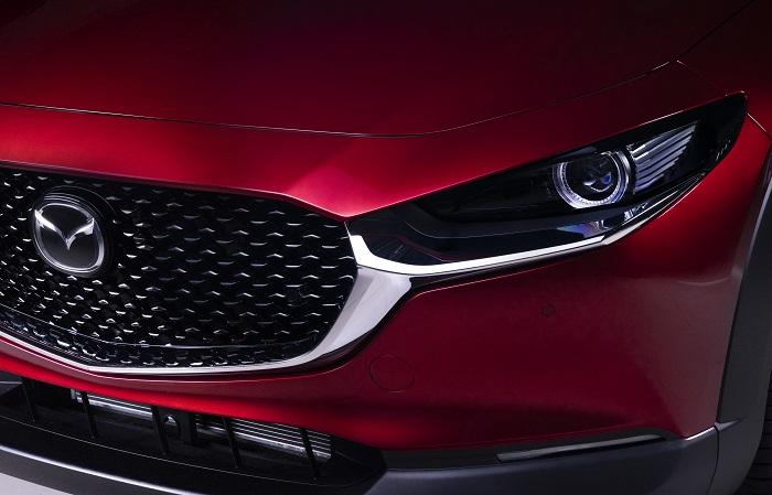 Ngoại thất xe Mazda CX30 2021