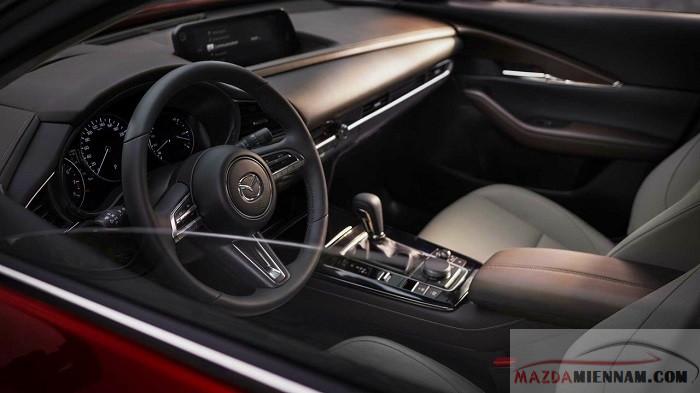 Nội thất Mazda CX-30