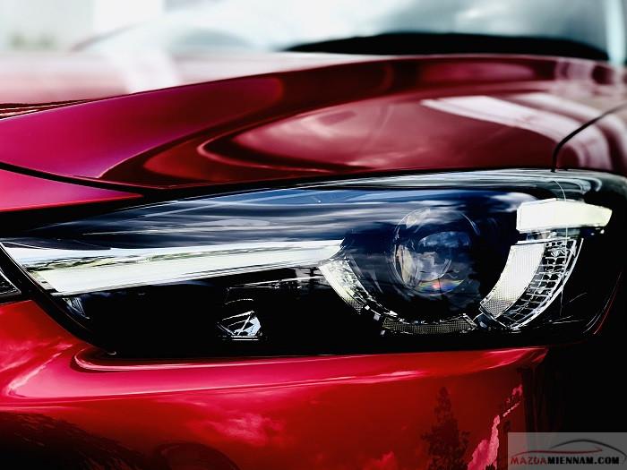 Mazda CX-3 màu đỏ 5