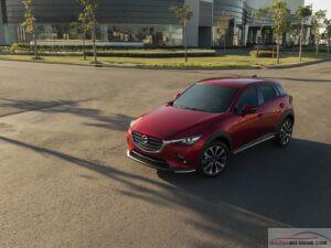 Thông số kỹ thuật xe Mazda CX-3 về an toàn