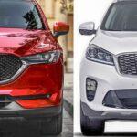 So Sánh Xe Mazda CX5 Và Kia Sorento - Mua xe nào?
