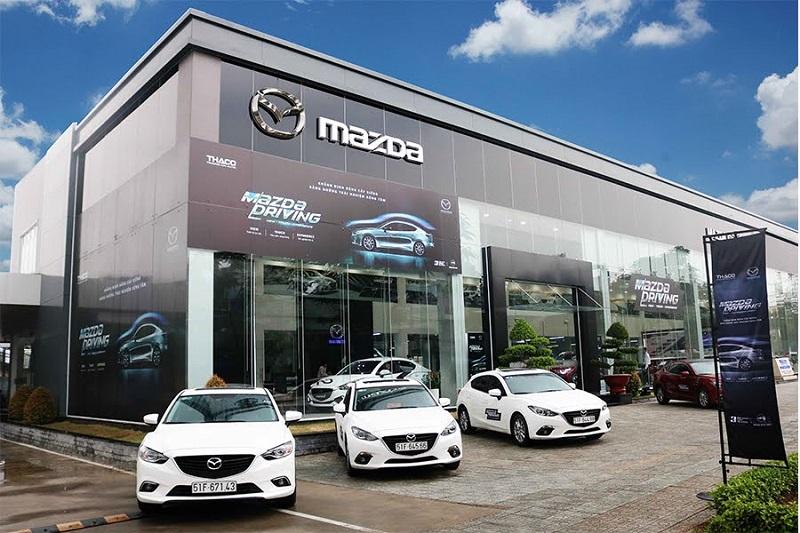 Thế mạnh của Mazda không nằm trong phân khúc xe 7 chỗ