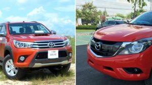 Hai mẫu xe này được đánh giá là đối thủ xứng tầm
