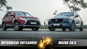 Ngoại hình của Mazda CX5 ăn điểm hơn hẳn so với đối thủ của mình