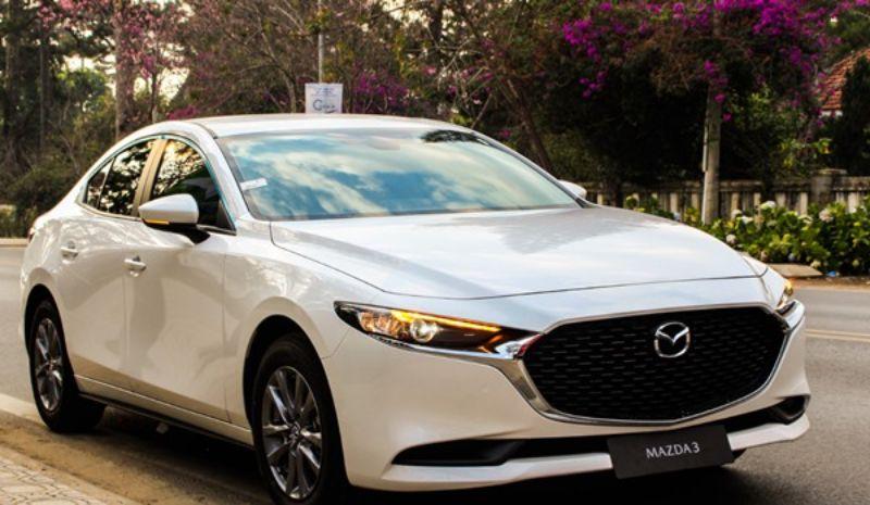 Mazda 3 sở hữu nhiều ưu điểm vượt trội