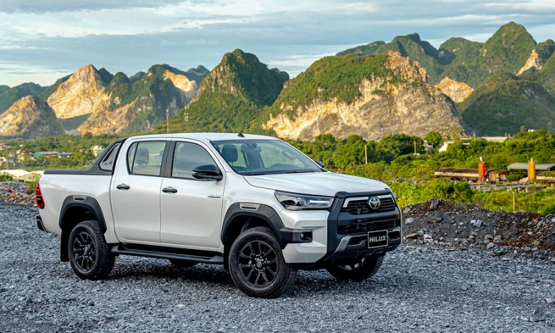 Sản phẩm của Toyota gây ấn tượng với sự ổn định, khả năng tiết kiệm nhiên liệu vượt trội