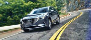 Mazda CX-9 được đánh giá là cho trải nghiệm vận hành tốt