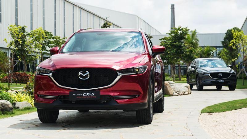 Hãy cân nhắc để lựa chọn một mẫu xe Mazda 7 chỗ phù hợp với nhu cầu sử dụng của mình nhé!