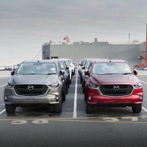 All new Mazda BT-50 xe bán tải sắp ra mắt