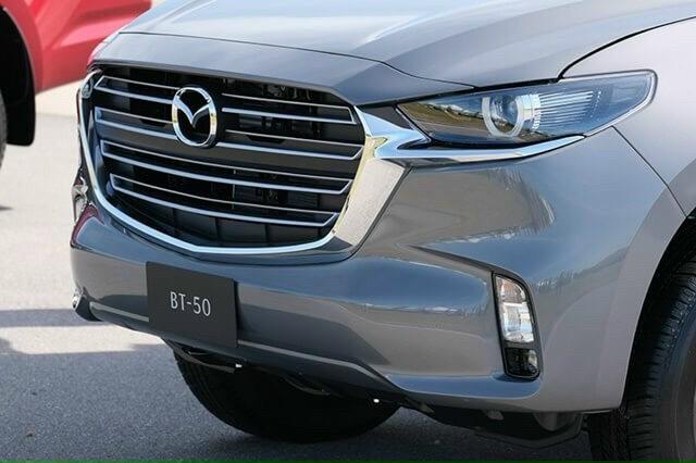 mẫu xe bán tải all new Mazda BT-50 mới