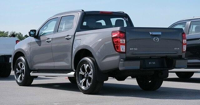 mẫu xe bán tải all new Mazda BT-50 mới ra mắt 1