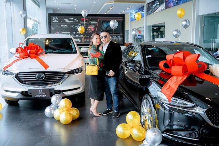 Khách hàng có cơ hội nhận ngay siêu ưu đãi lên đến 120 triệu khi mua xe Mazda