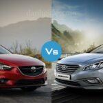 So sánh Mazda 6 và Hyundai Sonata - Nên mua xe nào?