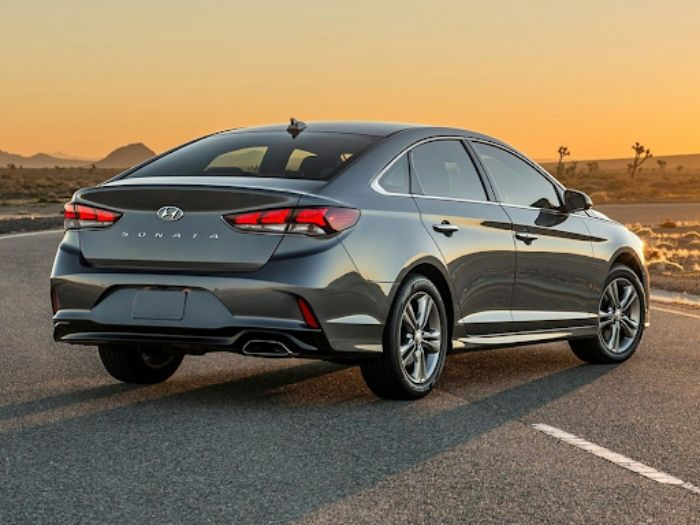 Hyundai Sonata bắt đầu gây được tiếng vang từ năm 2015