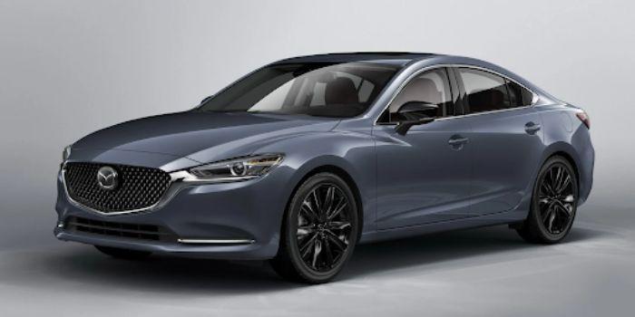 Mazda 6 có dung tích bình nhiên liệu là 62 lít, ít hơn Hyundai Sonata