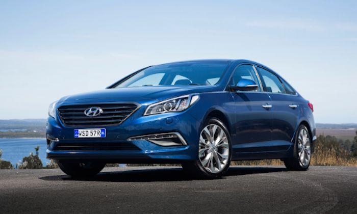 Hyundai Sonata có công suất cực đại nhỉnh hơn so với Mazda 6