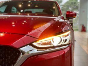 Xe ô tô Mazda 6 có giá bán 864 triệu đến 1109 triệu